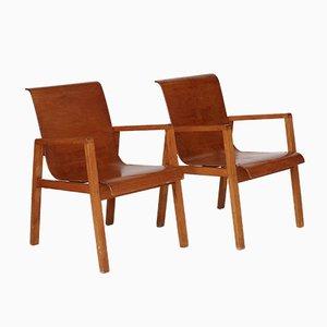 Modell 51/403 Stuhl aus Schichtholz von Alvar Aalto für Artek