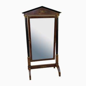Vintage Psyche Mirror