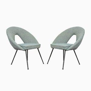 Shell Stühle, 1960er, 2er Set