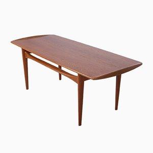 Tavolino da caffè Fd 503 Mid-Century di Tove Kindt-Larsen per France & Son / France & Daverkosen, anni '60