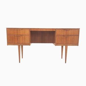 Teak Schreibtisch von Austinsuite, England, 1970