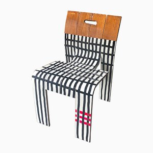 Strip Chair Contemporised by Markus Friedrich Staab for Atelier Staab