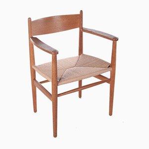 Chaises de Salon CH36 et CH37 par Hans Wegner pour Carl Hansen & Son, Danemark, Set de 8