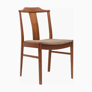 Teak Dining Chairs by Albin Johansson & Söner, Set of 4