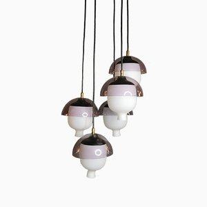 Lampe von Stilux Milano