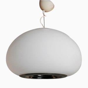 Murano Glas Lampe von Achille Castiglioni für Flos