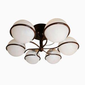 Lamp Nr. 2042/6 von Gino Sarfatti für Arteluce