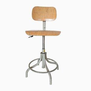 Drehbarer Werkstatt Stuhl