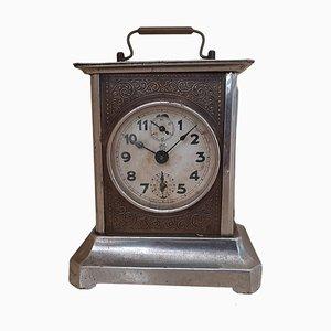 Reloj de repisa alemán Mid-Century de Junghans