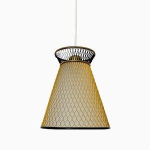 Lámpara colgante Diabolo, años 50