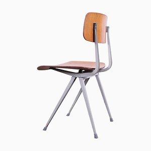 Result Stuhl aus Teak von Friso Kramer für Ahrend De Circle, 1950er