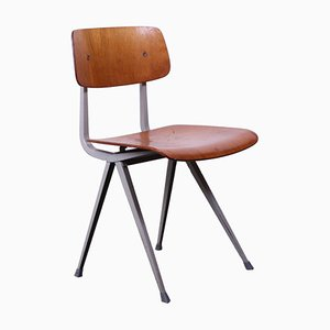 Result Chair Teak by Friso Kramer for Ahrend De Circle, 1950s