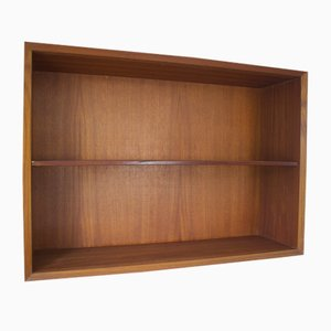 Danish Teak Wall Cabinet by Poul Cadovius, 1960s