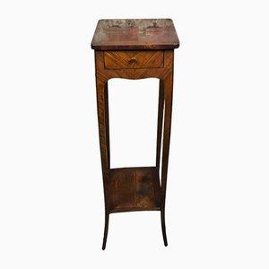 Louis XV Style Sofa End Table