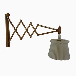 Scissor Lamp by Erik Hansen for Le Klint, 1950s