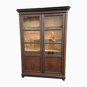 French Fir Store Bookcase, 1920s