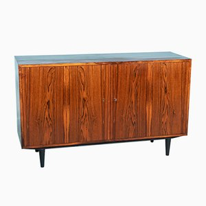 Danish Rosewood Sideboard from Hundevad & Co., 1960s