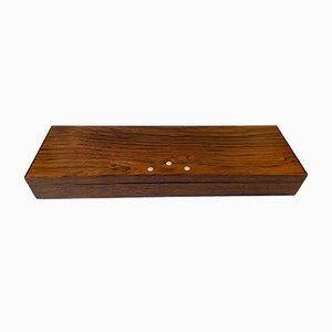 Scandinavian Modern Rosewood Box by Knud Albert, 1960s