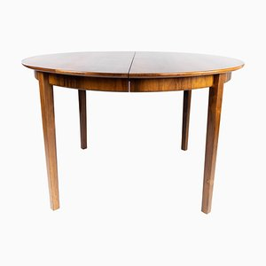 Danish Dining Table in Rosewood with Three Extension Plates, 1960s