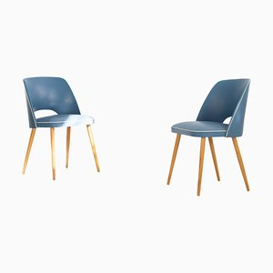 Cocktail Chairs, Germany, 1950s, Set of 2