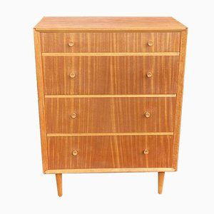 Mid-Century Chest of Drawers on Legs