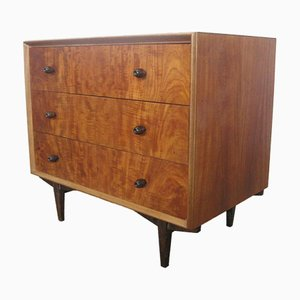 Mid-Century Modern Teak Chest of Drawers by Christopher Heal for Heals of London, 1949s