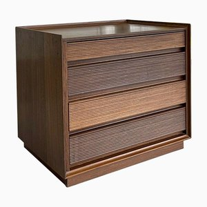 Mid-Century Afrormosia and Teak Sideboard by Richard Hornby for Fyne Ladye