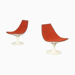 Chaise en Plastique, Italie, 1960s