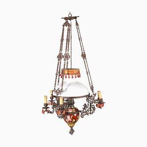Liberty Lantern Chandelier