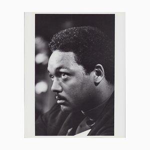 Jesse Jackson, Photographie Originale, 1975