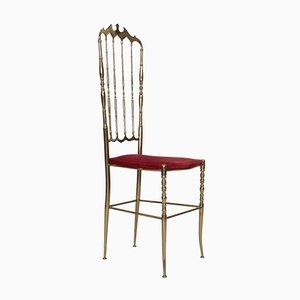 Vintage Chiavari High Chair