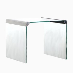 Square Side Table by Pierangelo Gallotti for Gallotti & Radice, Italy, 1970s