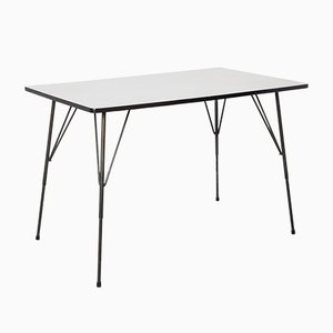 Danish Dining or Coffee Table by Rudolf Wolf for Elsrijk, 1950s