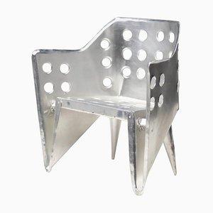 Silla de aluminio de Gerrit Thomas Rietveld