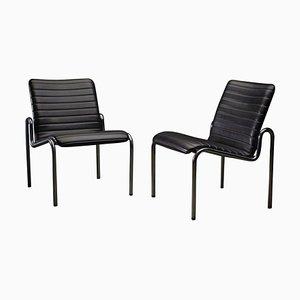 703 Sessel von Kho Liang Le, 2er Set