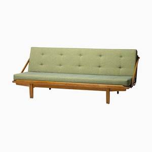Sofá cama modelo Diva / 981 de Poul Volther para Gemla, Sweden