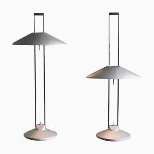 Lámparas de mesa Regina de Jorge Pensi. Juego de 2