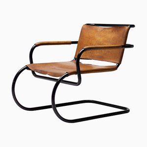 Triennale Lounge Chair by Franco Albini, 1933