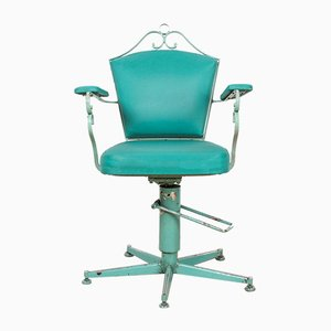 Beauty Parlor Chairs, Set of 4