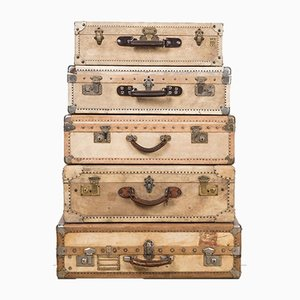 Collection of Suitcases, Set of 5