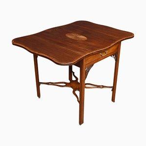 George III Pembroke Tisch aus Mahagoni