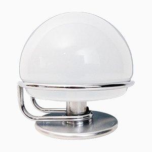 Lámpara de mesa era espacial