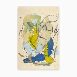Tracey Adams, Guna RR, 2017, Encaustic auf Shikoku Papier