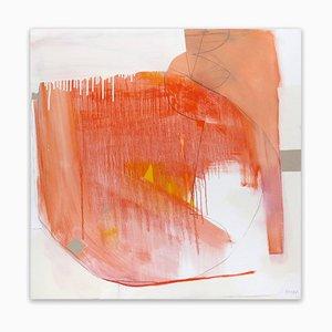 Xanda McCagg, Sense, 2016, Öl & Graphit auf Leinwand