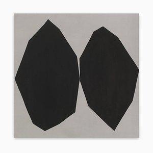 Ulla Pedersen, Cut-Up Paper I.15, 2016, Acryl auf Papier