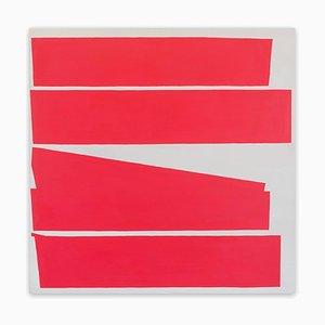 Ulla Pedersen, Cut-Up Canvas I.5, 2017, Acrylic on Canvas