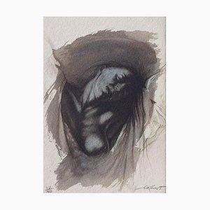 Ernest Ponni-Ernest, Corps d'Extase IX, 2004, Lithographie auf Moulin du Gué Papier