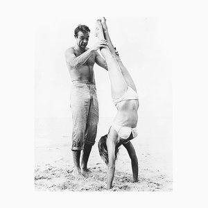 007 Catches Ursula, 20th-Century, Photographic Paper