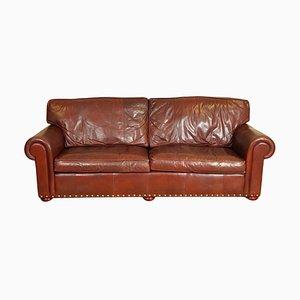 Braunes Berrington Grand Sofa