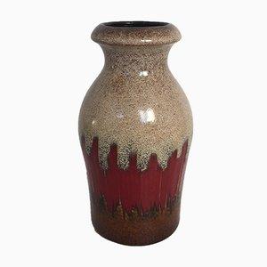 Mid Century Vase von Scheurich